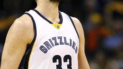 Los Grizzlies, Marc y la complicada misión de parar al mejor equipo