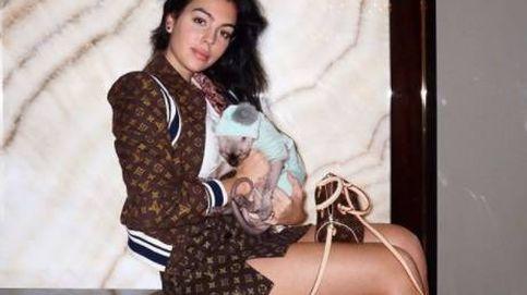 El lujoso viaje en jet privado del gato de Cristiano Ronaldo y Georgina Rodríguez
