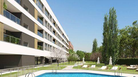Un edificio emblemático de Arturo Soria se convierte en una urbanización de lujo