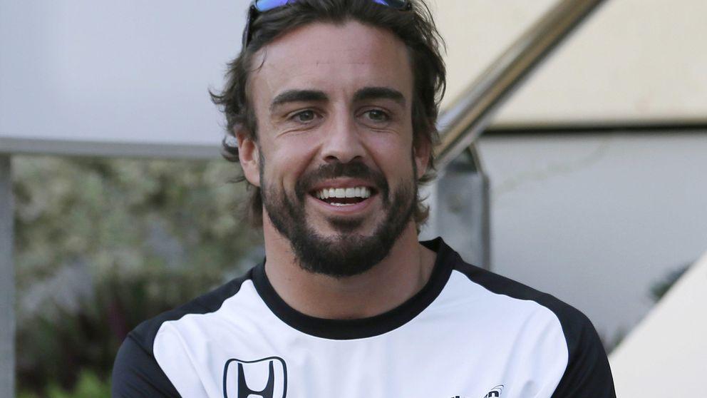 Instagram-Fernando Alonso, fan de Lara Álvarez … y de 'Supervivientes'