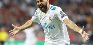 Post de La misión de Lopetegui para conseguir que Benzema vuelva a ser goleador