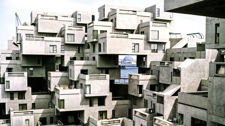 Foto: Habitat 67, Montreal (Canadá). Moshe Safdie Viviendas.