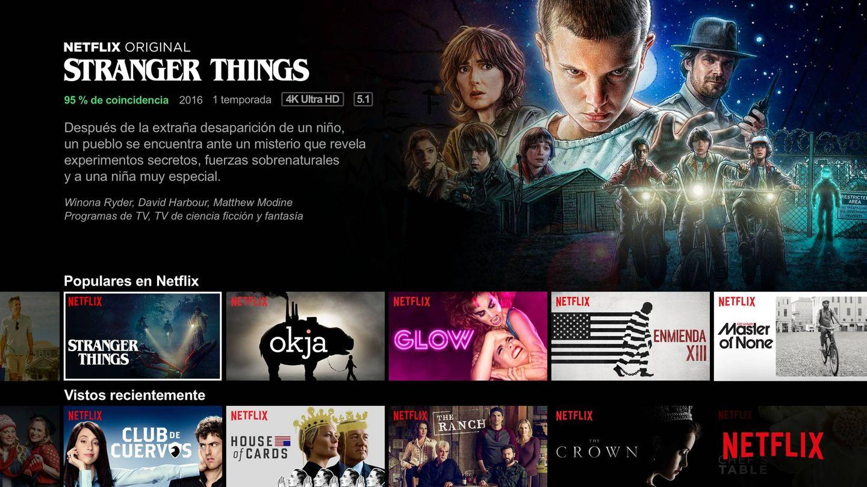 Seguro que algún amigo te ha tentado a compartir los gastos de la suscripción de Netflix (Fuente: Netflix)