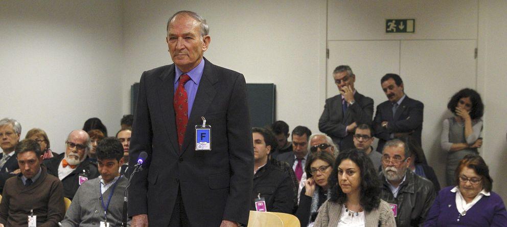 Foto: Jesús Muñecas durante la vista para su extradición (Efe)