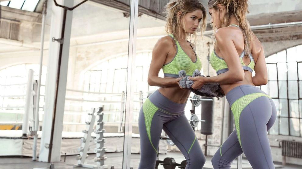 ¡Basta de operación bikini! Haz ejercicio y mejora tu vida sexual