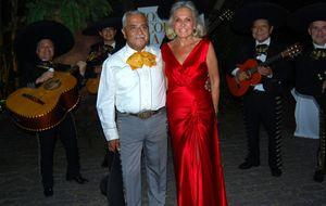 El cumpleaños 'low cost' de Carmen Lomana