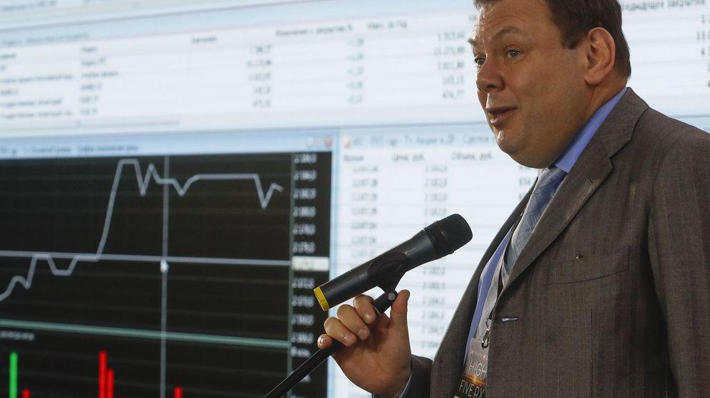Foto: El magnate ruso Mikhail Fridman. (Reuters)