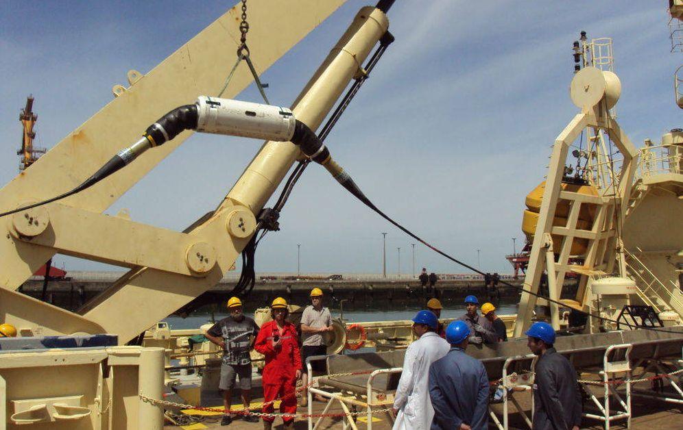 Foto: Telxius se encargará de tender el cable que una España con Estados Unidos. (Telxius)