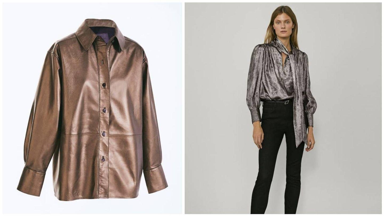 Camisas de nueva colección de Massimo Dutti. (Cortesía)