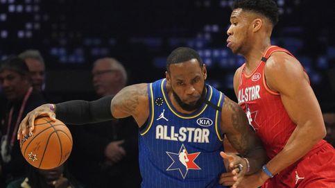 Los premios del NBA All Star: ¿cuánto dinero se llevan Lebron James y Giannis?