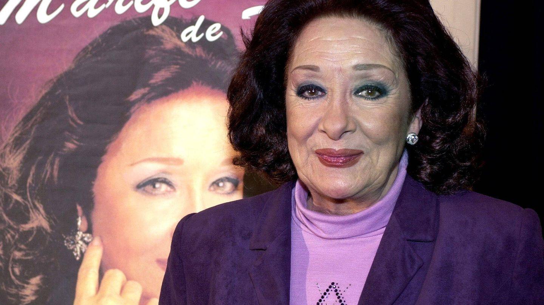 Marifé de Triana falleció en Benalmádena y la enterraron en Torremolinos. (EFE)