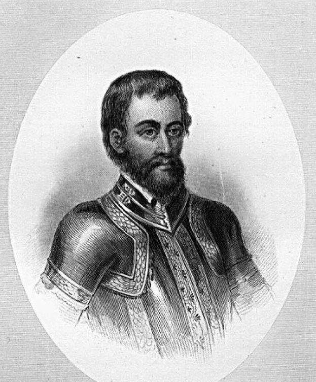 Foto: Hernando de Soto (Buttre, Lillian C).