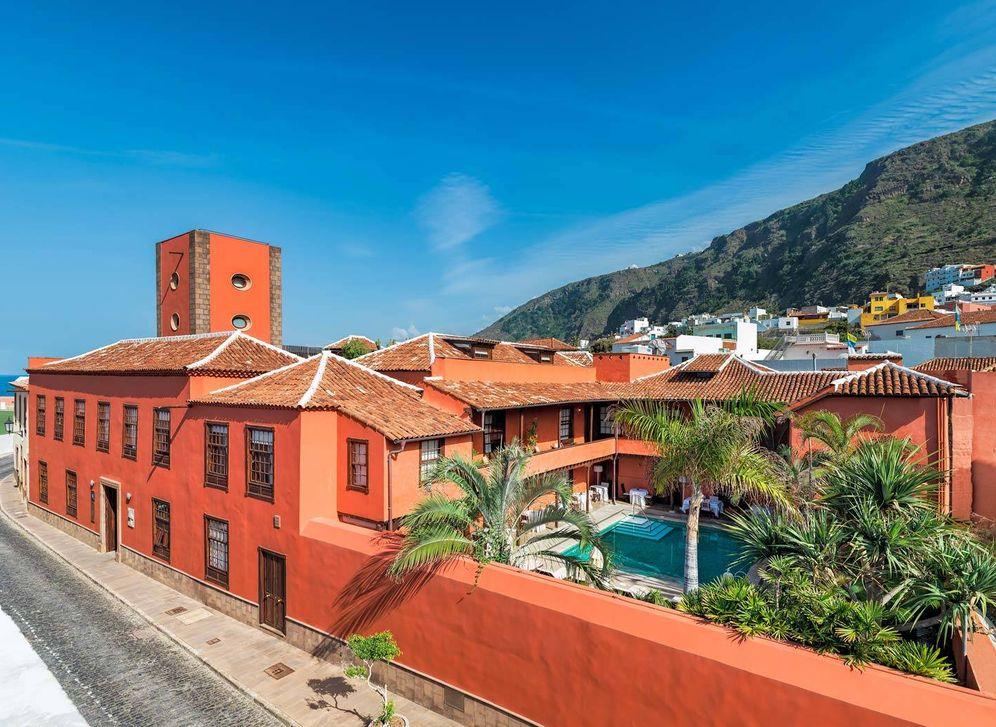 Foto: Garachico, destino preferente en Semana Santa. (Cortesía Hotel San Roque)