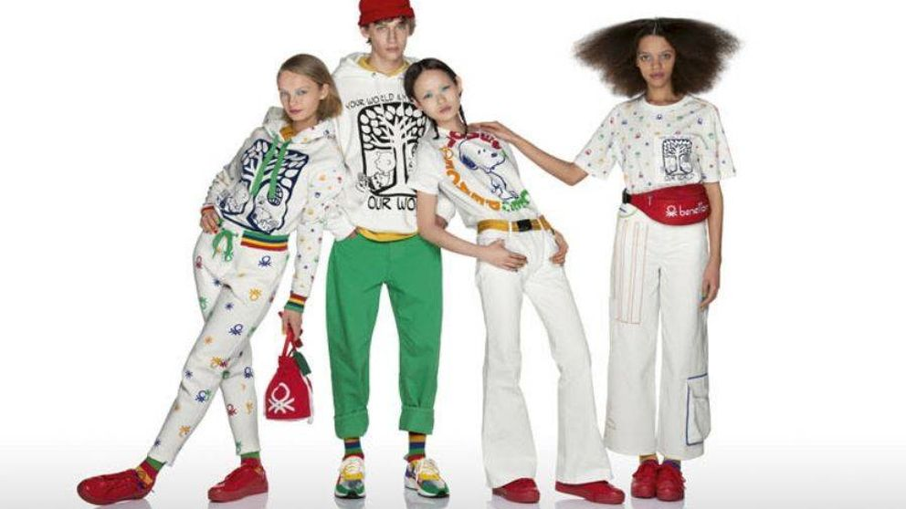 La colección más concienciada de Benetton llega a nuestros armarios