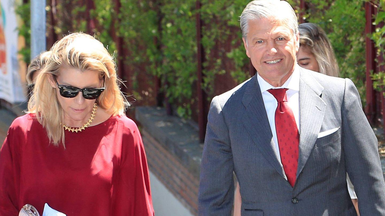 Patricia Rato y Espartaco. (CP)