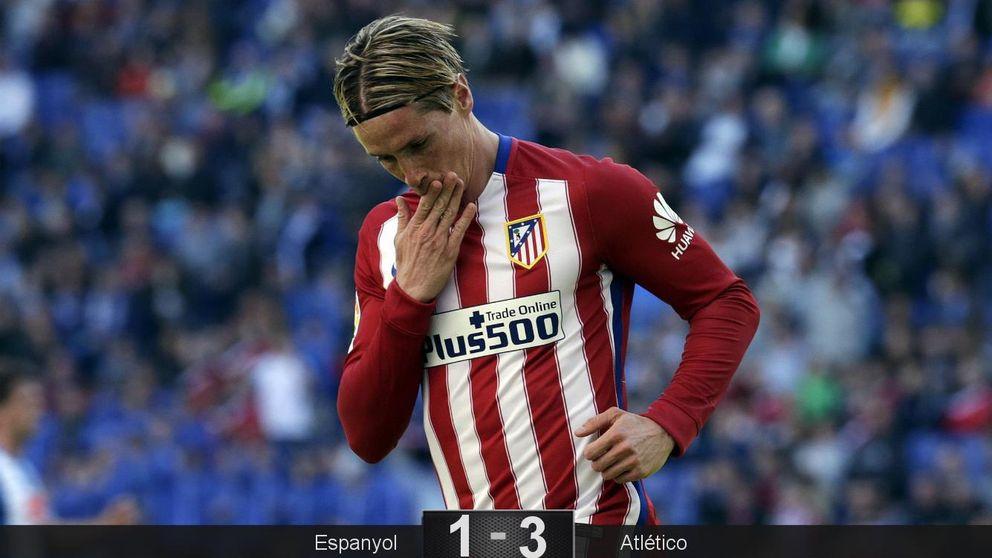 Torres demuestra con goles y fútbol que quiere seguir en el Atlético del Cholo