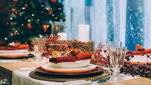 Consejos de protocolo para montar la mesa de Navidad correctamente