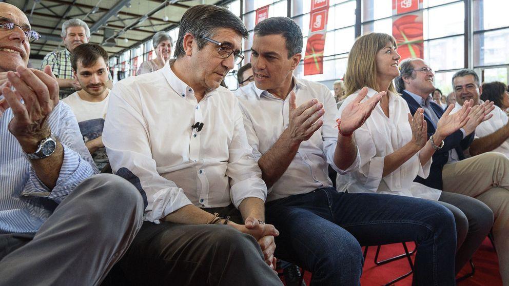 Sánchez se desliga de López: no está detrás de su candidatura ni le cederá su fuerza