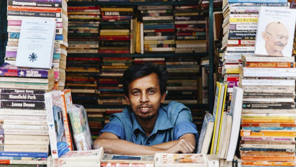 El método infalible para aprender inglés que se ha extendido en la India