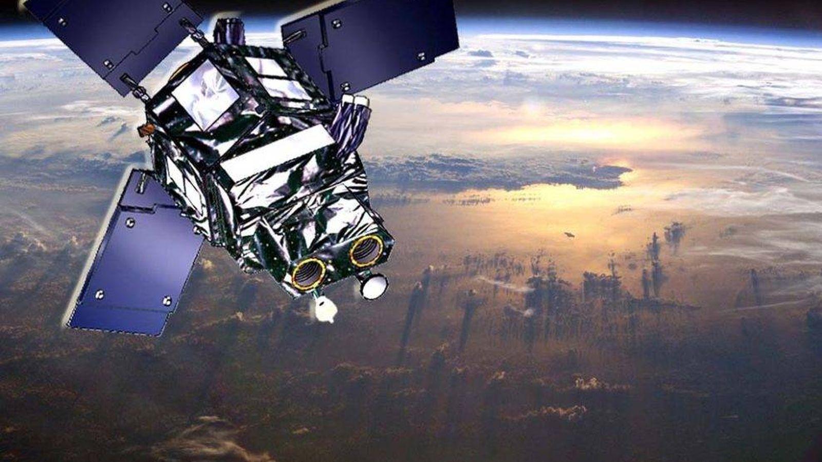 Foto: Ilustración del satélite Ingenio (Airbus DS)