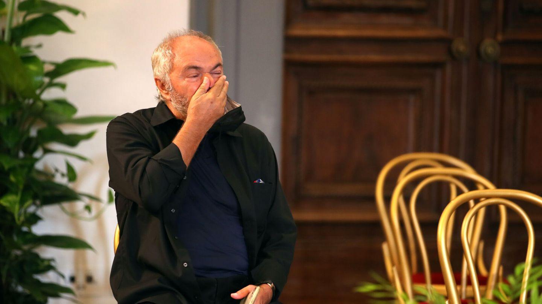 Sergio Japino despide a la mujer con la que tantas cosas compartió. (Reuters)