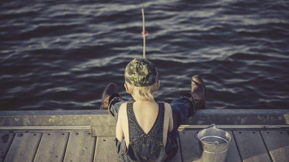 Foto: Cañas para que pescar sea cosa de niños para los profesionales de río y mar (Foto: Pixabay)