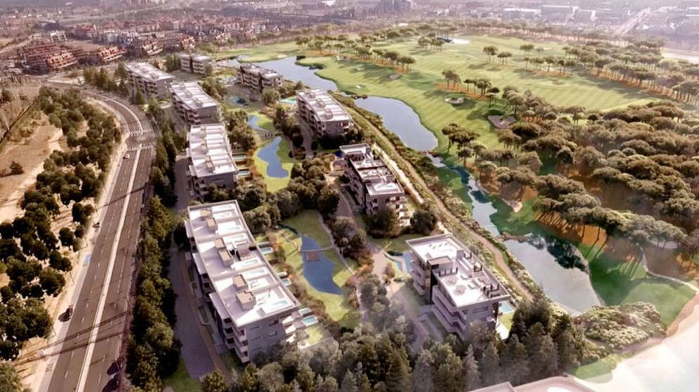 Foto: Imagen de Casablanca, proyecto de ampliación de La Finca.