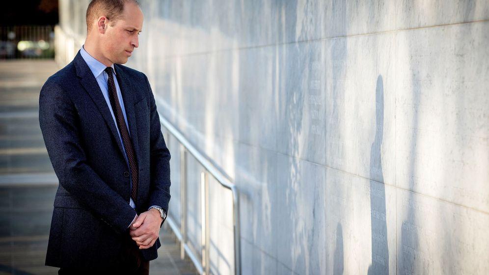 Foto: El príncipe Guillermo en una imagen de archivo. (EFE)