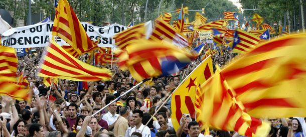 Foto: Manifestación en Barcelona, en 2010. (Efe)