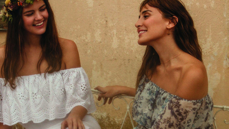 Isabelle Junot y Tamara Falcó para 'Marie Claire'. (Foto: Javier Biosca; Estilismo: Jennifer Bauser)