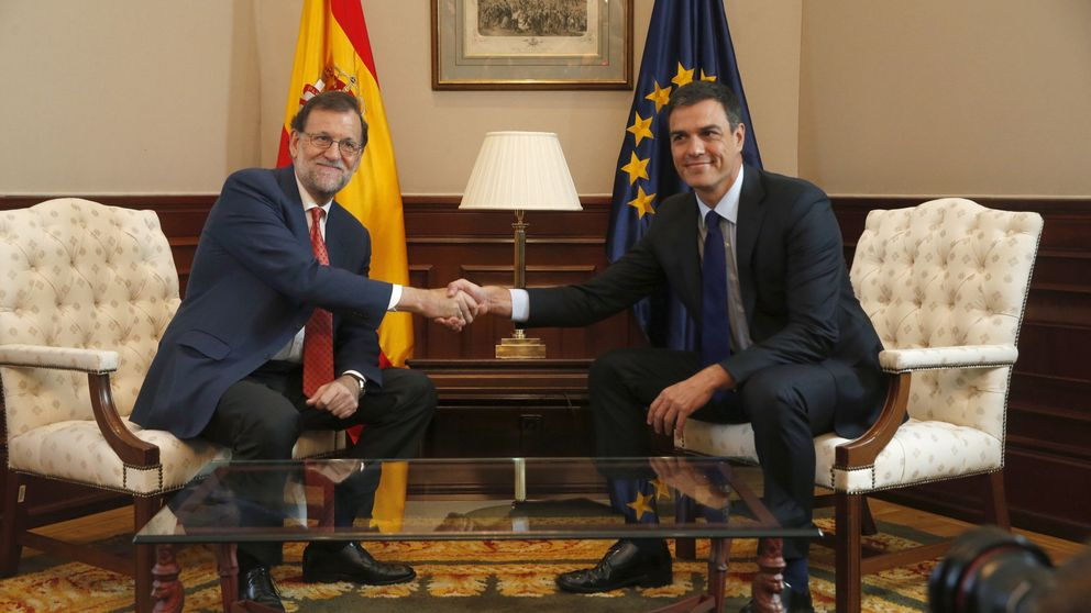 Rajoy y Sánchez recuperan la relación personal en sus conversaciones
