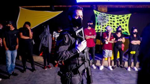 Desalojada en Vejer de la Frontera (Cádiz) una fiesta ilegal con más de 1.200 personas
