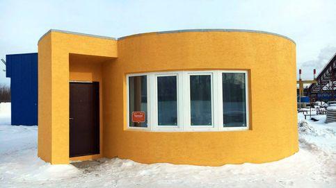 La primera casa construida con impresoras 3D ya es una realidad