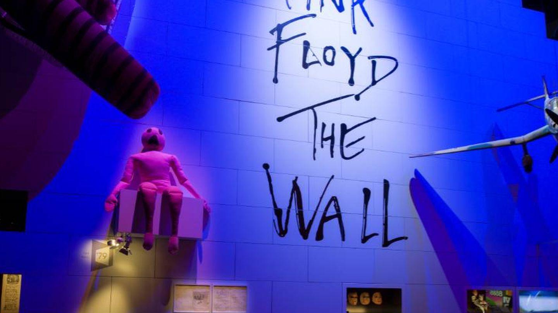La macroexposición que viene: 'The Pink Floyd Exhibition'. (Cortesía)