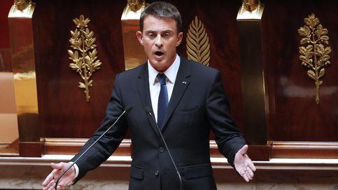 Valls: Francia bombardea al Estado Islámico en legítima defensa