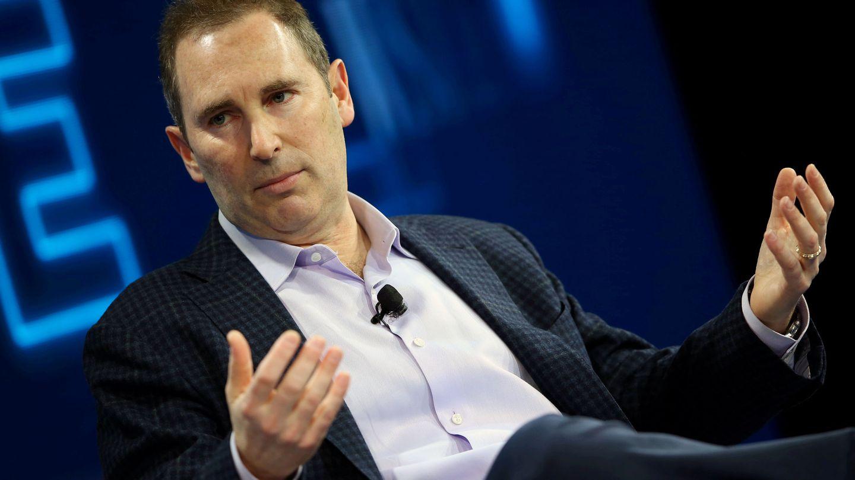 Andy Jassy, próximo CEO de Amazon. (Reuters)