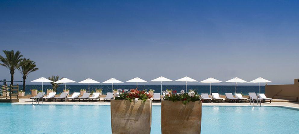 Foto: Hispania, participada por Soros, compra el Hotel Guadalmina por 21,5 millones