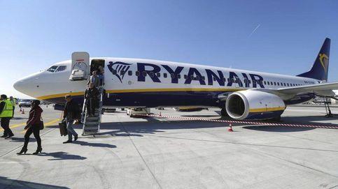 Francia embarga un avión de Ryanair en Burdeos por una deuda de 525.000 €