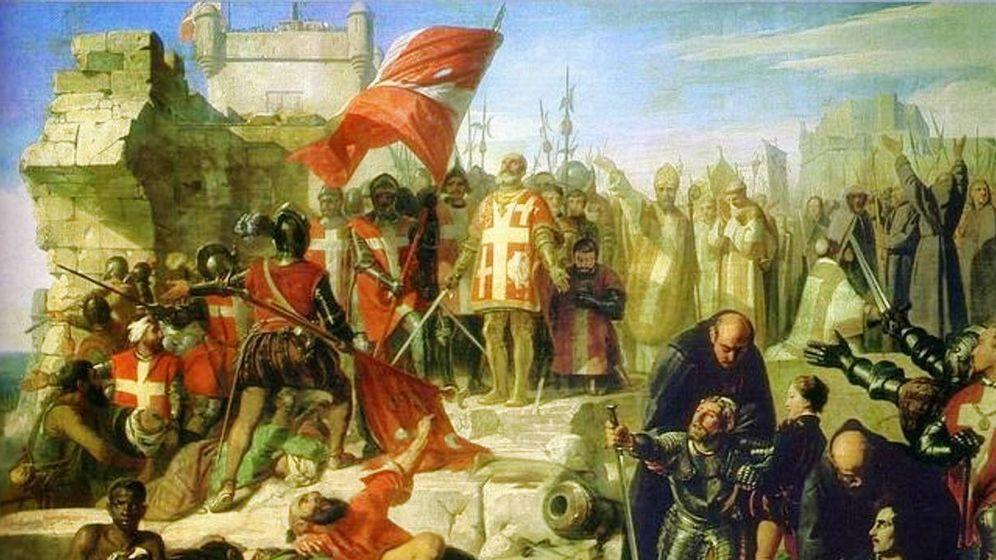 Foto: Asedio de Malta