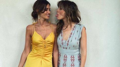 Sara Carbonero y su look de invitada junto a Isabel Jiménez: el vestido que todas quieren