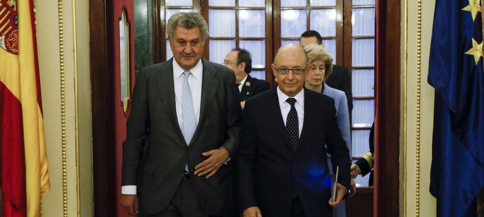 Foto: Presentación de los Presupuestos en el Congreso de los Diputados (Reuters)