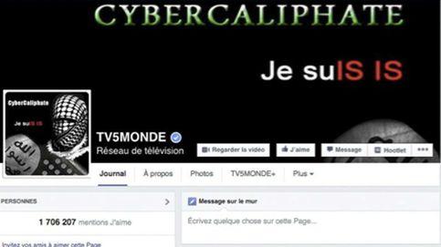 Hackers yihadistas paran  las emisiones de la cadena TV5 Monde