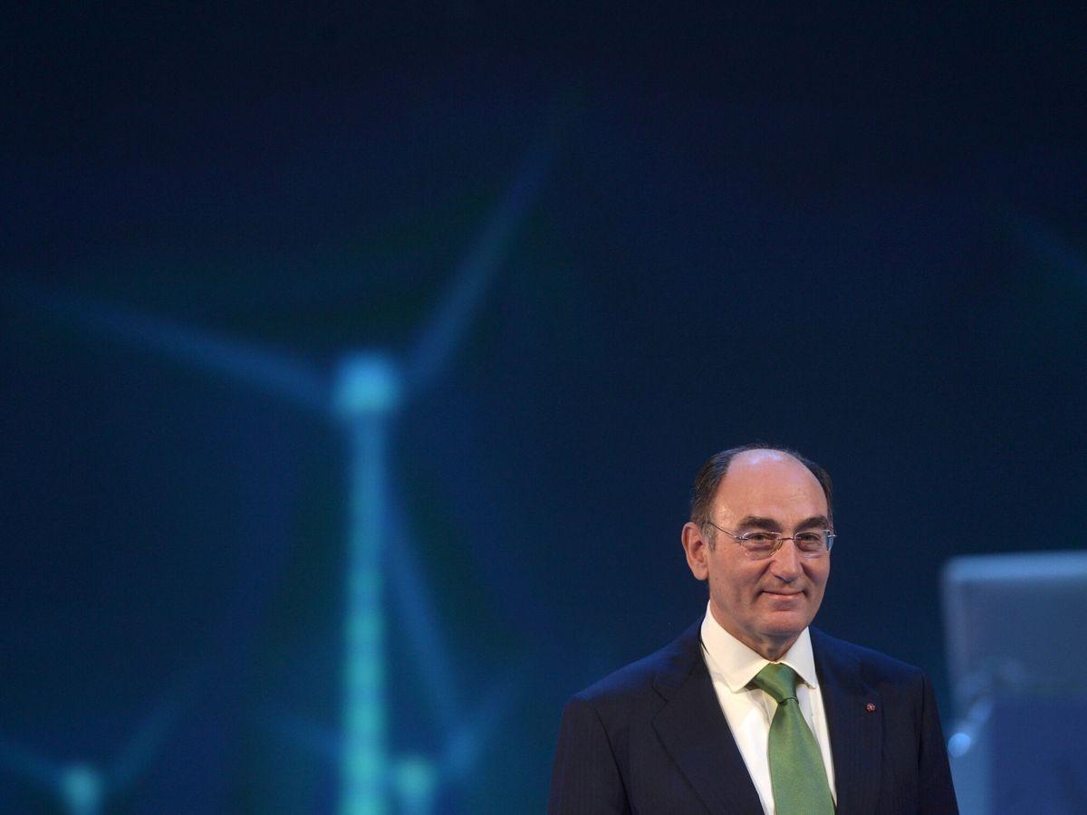 Foto: Ignacio Sánchez Galán. (Reuters)