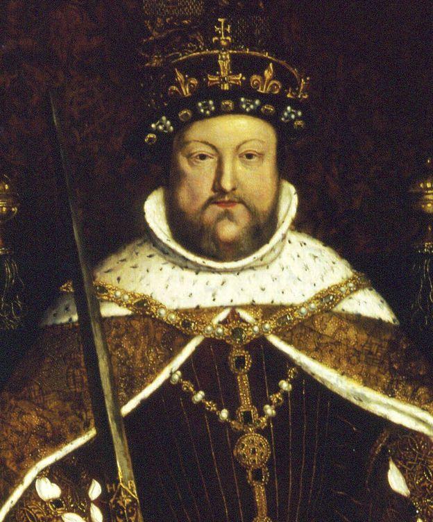 Foto: Retrato de Enrique VIII realizado por el holandés Hans Holbein. (EFE)