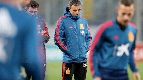 El interrogante de Luis Enrique en una nueva convocatoria de la Selección