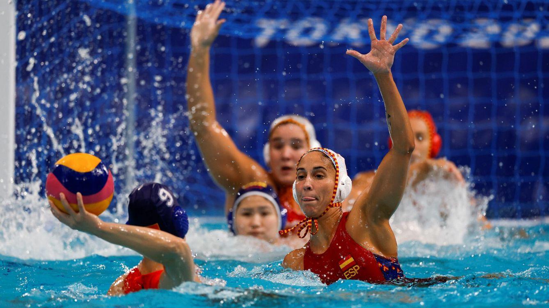 España vs. Hungría, en waterpolo femenino: horario y dónde ver las semifinales