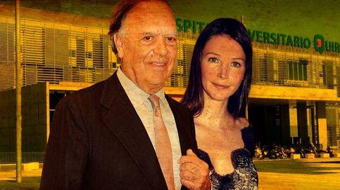 Un enamorado marqués de Griñón acompaña a Esther Doña al ginecólogo