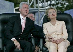 El tortuoso matrimonio de Bill y Hillary Clinton sale a la luz en dos libros