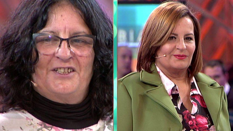 El gran cambio de la hermana de Sonia Monroy en 'Cámbiame'. (Telecinco)