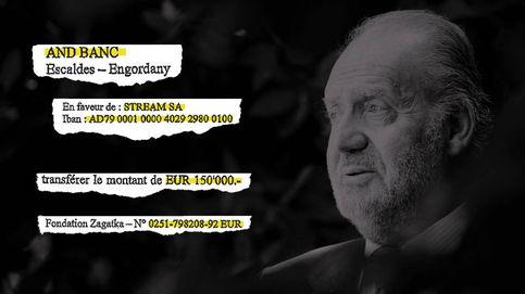 AD79 0001 0000 4029 2980 0100: Suiza halla una cuenta vinculada a Juan Carlos I en Andorra